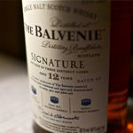 The Balvenie Signature 12 years
