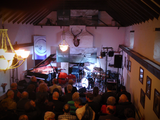 lagavulin jazz venue