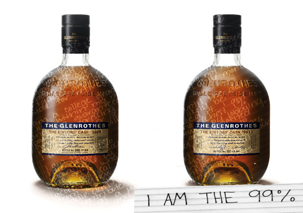 THE GLENROTHES EDITORS CASKS