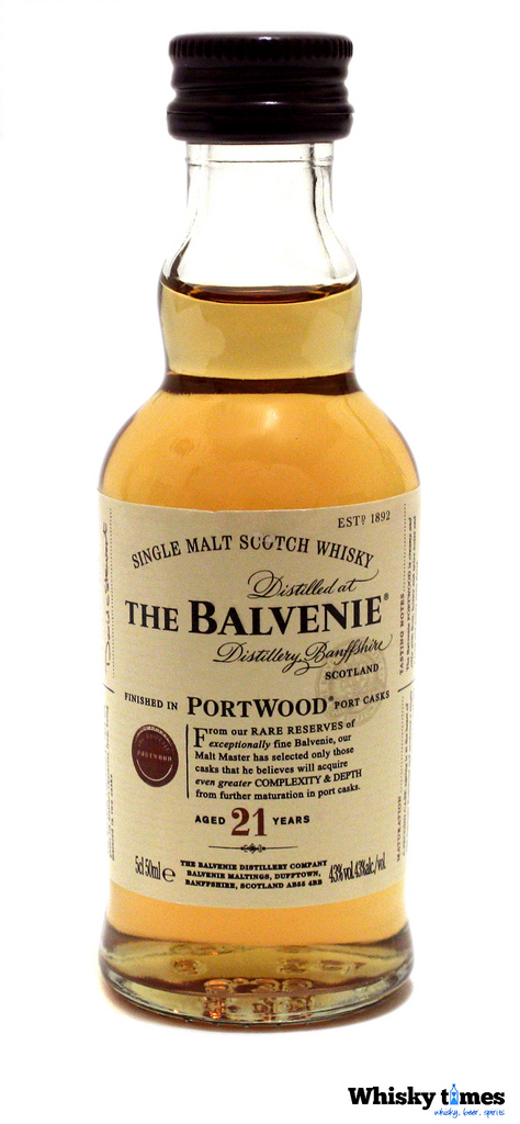 Balvenie whisky bottle photography