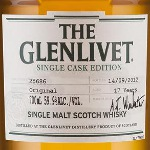 Introducing The Glenlivet Quercus 17 Year Old Single Cask Edition (52.1%)