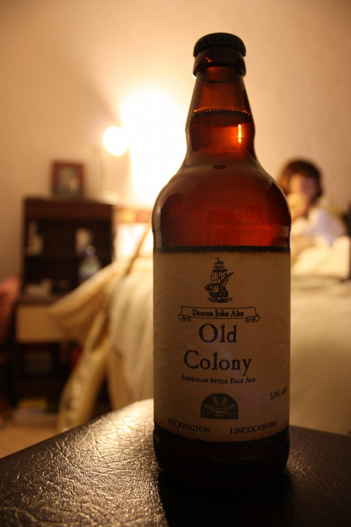Old colony pale ale