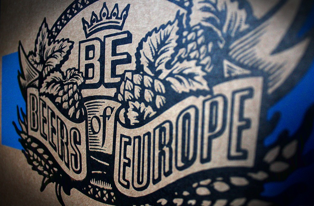 beers of europe box