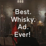 Whisky Advertising as it Should be.