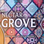 Wemyss Malts Nectar Grove (46% ABV) – it's so pretty!