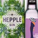 Hepple Gin and Artisan Tonic